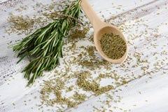 Rosemary Herbs stockfotografie