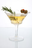 Rosemary Martini Royalty Free Stock Photography