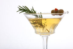 Rosemary Martini Royalty Free Stock Image