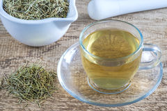 Rosemary tea Stock Photos