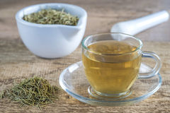 Rosemary tea Royalty Free Stock Images