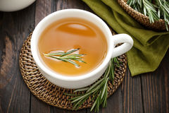 Rosemary tea Royalty Free Stock Photos