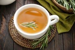 Rosemary tea Royalty Free Stock Photos