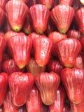 Rosen-Apfel Lizenzfreie Stockbilder