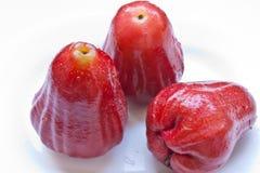 Rosen-Apfel in Thailand Stockfotografie