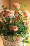 Rosen-Blumenstrauß Stockfoto