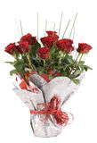 Rosen-Blumenstrauß Lizenzfreie Stockbilder