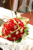 Rosen-Blumenstrauß Lizenzfreies Stockbild