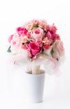 Rosen-Blumenstraußblume Lizenzfreie Stockfotografie