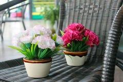 Rosen im Blumenstrauß Stockfotografie