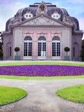 Rosen-Schloss stockbilder
