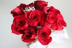 Rosen sind rot Stockbilder