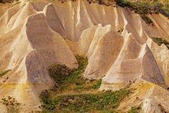 Rosen-Tal nahe Goreme, die Türkei lizenzfreies stockfoto