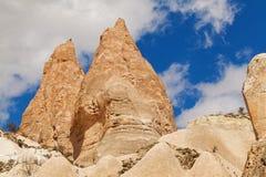 Rosen-Tal nahe Goreme, die Türkei lizenzfreie stockbilder