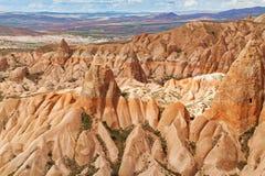 Rosen-Tal nahe Goreme, die Türkei lizenzfreies stockbild