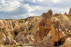 Rosen-Tal nahe Goreme, die Türkei stockfoto