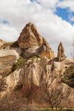 Rosen-Tal nahe Goreme, die Türkei stockbilder