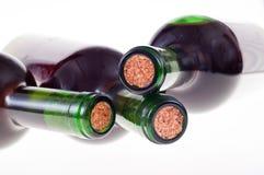 Rosen-Wein Stockfoto