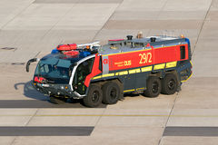 Rosenbauer Panther Crashtender Stock Images