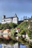 Rosenberg castle Stock Image