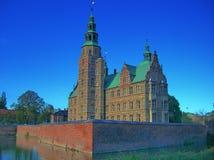 Rosenborg城堡 库存图片