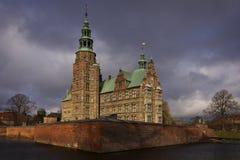 rosenborg Дании замока Стоковые Изображения