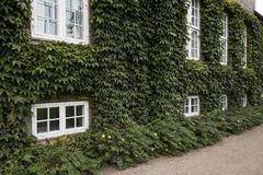 rosenborg замока Стоковое Изображение RF