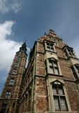 rosenborg замока Стоковые Изображения