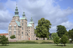 rosenborg замока Стоковое Фото