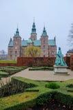 rosenborg замока Стоковая Фотография
