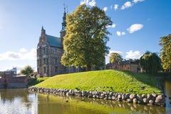rosenborg замока Стоковые Фото