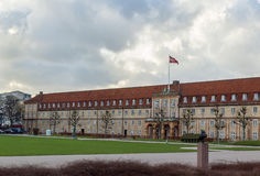 Rosenborg Barracks, Copenhagen Stock Images