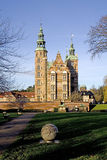 Rosenborg Castle Royalty Free Stock Image