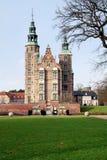 Rosenborg castle Royalty Free Stock Images