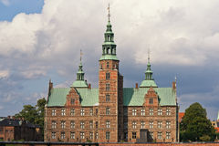 Rosenborg Castle Stock Photos