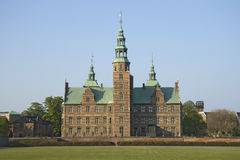Rosenborg Castle, Copenhagen Royalty Free Stock Photo