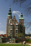 Rosenborg castle in Copenhagen Royalty Free Stock Photos