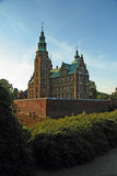 Rosenborg Castle at Copenhagen Royalty Free Stock Images