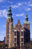 Rosenborg Castle, Copenhagen. Rosenborg Castle in Copenhagen Denmark Royalty Free Stock Photography