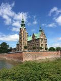 Rosenborg Castle - Copenhagen stock photos