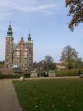 Rosenborg Castle, Copenhagen Royalty Free Stock Photo