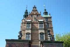 Rosenborg Castle Copenhagen Stock Photography