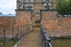 Rosenborg Castle, Denmark Royalty Free Stock Photo