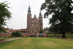 Rosenborg Castle, Denmark Stock Images