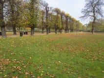 Rosenborg Castle Gardens, Copenhagen Royalty Free Stock Image