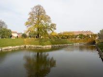 Rosenborg Castle Gardens, Copenhagen Stock Photo
