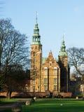 Rosenborg Castle Stock Photography