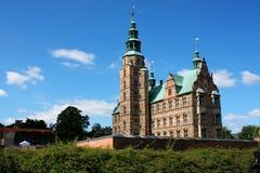rosenborg copenhagen Дании замока Построенный в голландском Rena Стоковые Изображения RF