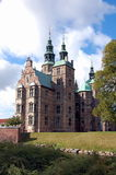 rosenborg copenhagen Дании замока Стоковое Изображение RF