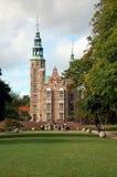 rosenborg copenhagen Дании замока Стоковая Фотография RF